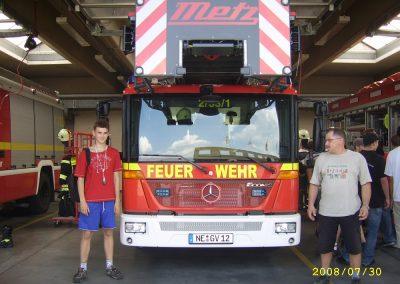 Obóz strażacki