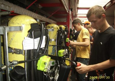 Obóz strażacki (2)