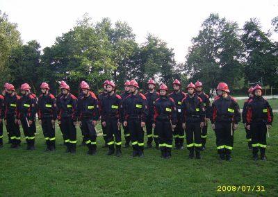 Obóz strażacki Niemcy