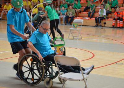 Powiatowa Spartakiada Osób Niepełnosprawnych